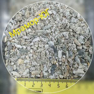 Гранит серый  фракция 2-5 мм