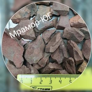 Яшма фракция 10-20 мм