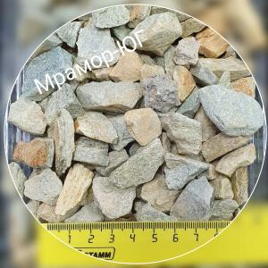 Златолит микс фракция 10-20 мм