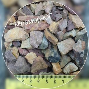 Яшма пейзажная фракция 10-20 мм