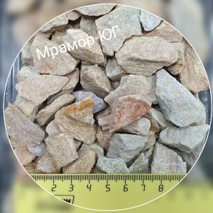 Златолит жёлтый фракция 10-20 мм