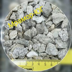 Гранит серый  фракция 5-10 мм